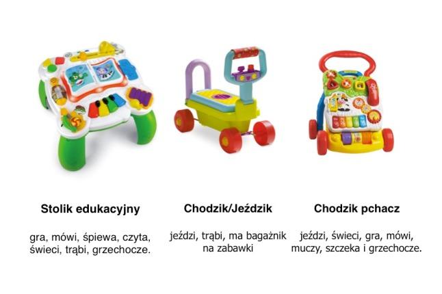 Zabawki Berbecia